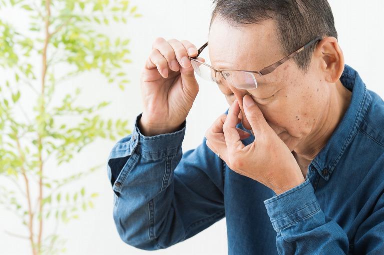 網膜静脈閉塞症の症状